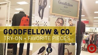 Target Goodfellow & Co. Review   Try-On + Favorite Pieces
