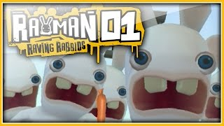 Скачать Rayman Raving Rabbids Party Oder So Part 1