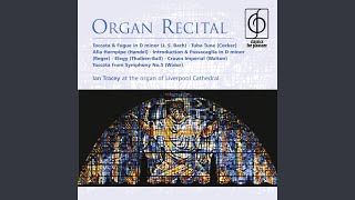 Crown Imperial (Arr. for Organ)