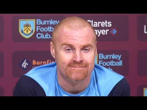 Sean Dyche Full Pre-Match Press Conference - Burnley v West Ham - Premier League