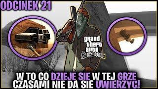 Najbardziej zbugowany odcinek GTA SA na YouTube XD - GTA San Andreas #21