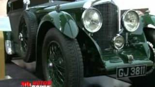 Into a Bentley Design studios - Motor News n° 7 (2011)