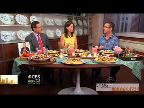 Hire Ted Allen  Cooking Demonstration