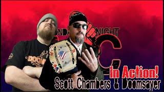 The 4 (Scott Chambers & Doomsayer) In Action!! (Monday Night Mic)