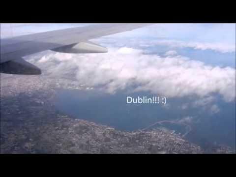 Flug Nach Dublin Und Die Ersten Eindrücke....