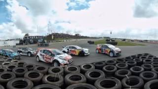 WorldRX 360 VR Experience with Ken Block and Andreas Bakkerud thumbnail