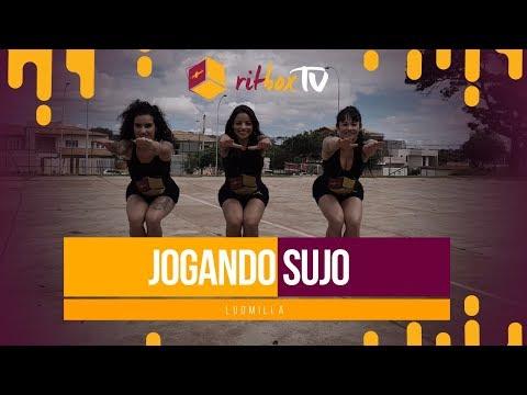 Jogando Sujo - Ludmilla  Treino + Dança + Música - RitBox