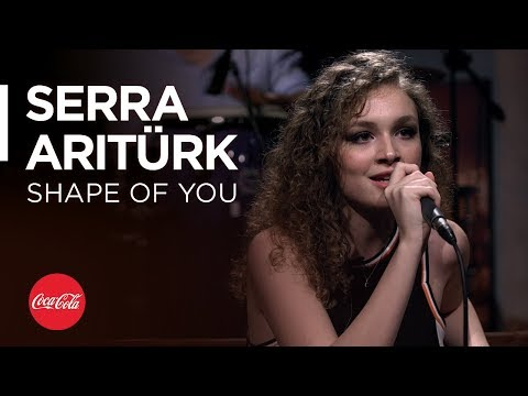 Serra Arıtürk @akustikhane / Shape Of You / #TadınıÇıkar