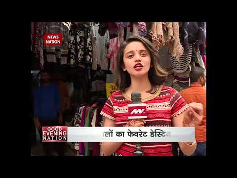 Shopping Time: Delhi's Sarojini Nagar market is a shoppers paradise for every girl