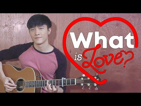 TWICE - What Is Love - Guitar Cover