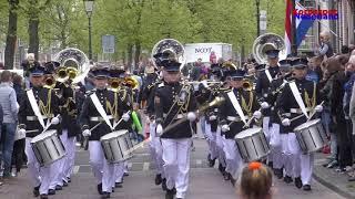 Streetparade Koningsdag Kampen 2018