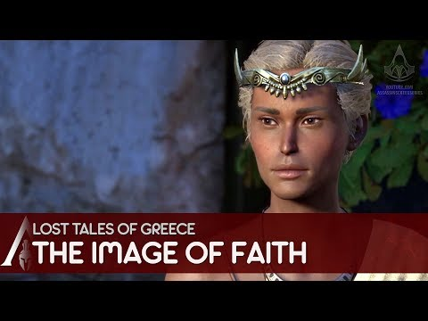 Assassin's Creed Odyssey - Gameplay Walkthrough The Lost Tales of Greece - The Image of Faith thumbnail