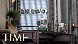Trump Tower Operators Are Being Sued For Using Water From The Chicago River | TIME
