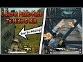 Pubg Mobile : Top 3 Secret Places To HIDE In OPEN Area's & Kill Enemies | Play Like a Pro!
