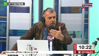Nicolás Lúcar en Exitosa Noticias Programa Completo 21 de agosto de 2017