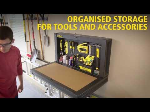 STANLEY® FATMAX® Folding Workbench