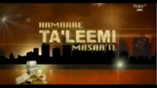 Video Ulama Ki Sohbat mein, Hamaare Ta'leemi Masaa'il, Part 16 download MP3, 3GP, MP4, WEBM, AVI, FLV Oktober 2018