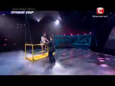 Танцуют все 6 сезон - Елена и Вова -  Второй прямой эфир 06.12.2013