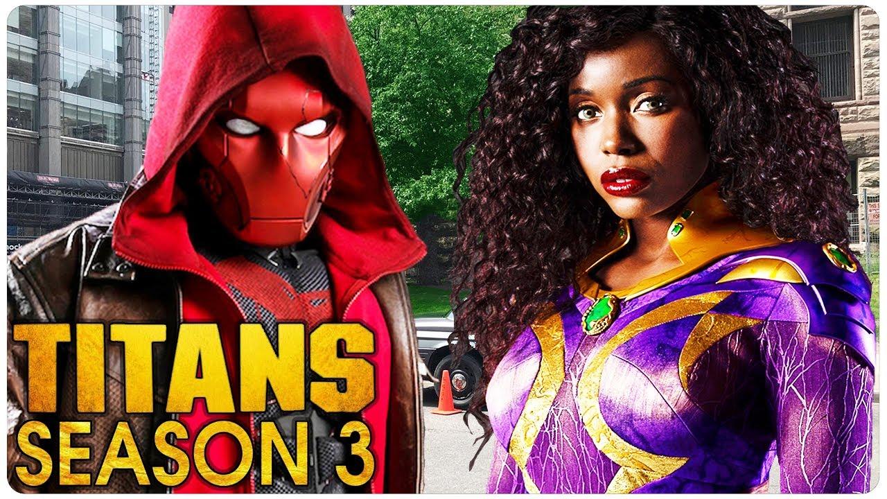 Download TITANS Season 3 Teaser (2021) With Brenton Thwaites & Minka Kelly