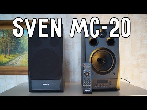 Обзор Sven MC-20. Лучшая акустика Sven