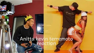 Anitta & Kevinho - Terremoto | Reaction