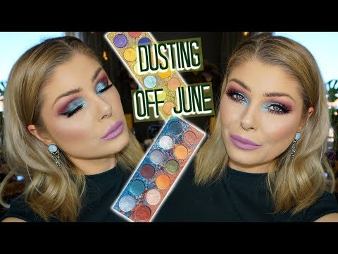 Dusting Off My Clionadh Paleo & Archeo Palettes   June #6 thumbnail