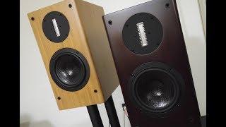 Sierra 2 Sound Demo - 4yr Old(natural) Vs New(expresso)