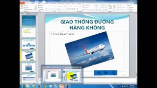 HƯỚNG DẪN SỬ DỤNG  PowerPoint 2010, ĐƠN GIẢN, DỄ HIỂU.