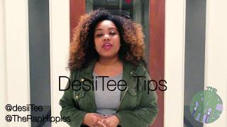 desiiTee Tips: Learn MUSIC BUSINESS in 60 secs:  Build Yo Team!