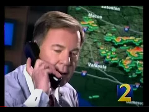 WSB ABC Atlanta Glenn Burns Weather Promo 2008