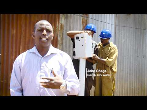 OFID-funded Water project in Nairobi, Kenya