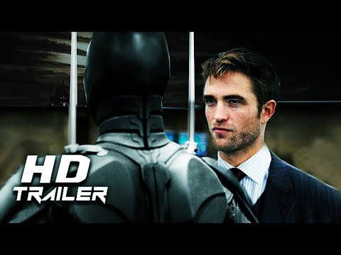 THE BATMAN - TEASER (2021) FIRST LOOK | Robert Pattinson