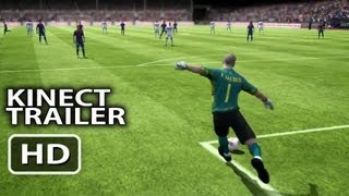 Fifa 13 Kinect Gameplay Trailer