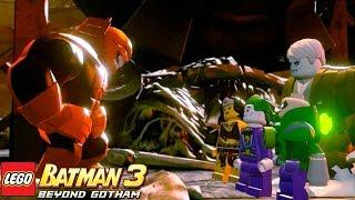LEGO Batman 3 Beyond Gotham | #13 LANTERNA VERMELHO FURIOSO