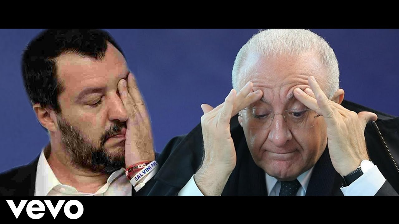 De Luca VS Salvini - REMIX