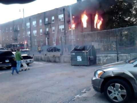 Fire footage memphis