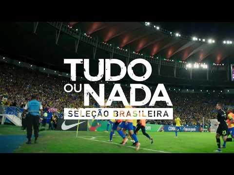 All Or Nothing: Selección Nacional Brasileña - Tráiler Oficial | Amazon Prime Video
