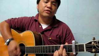 Worship Song - I Could Sing of Your Love Ver 2