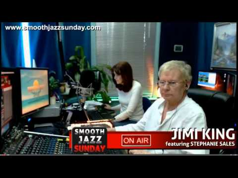 JImi King and Stephany Sales emission Smooth Jazz Live from London 28 02  2016 sunday