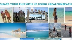 Why is Panama City Beach advertising for spring tourism after Hurricane Michael?