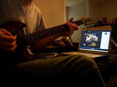 Zangief Wields An Axe - Guitars