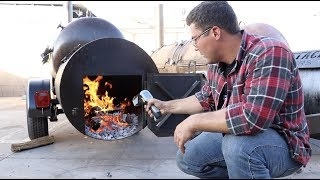 The Ultimate Guide to Fire Management | How to Manage Your Smoker Fire
