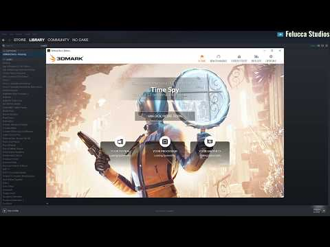 3DMARK Free - How To Install Free Benchmark PC Gaming! 2020