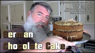 How To Make German Chocolate Cake - Day 16,716