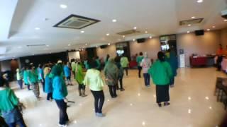 Rindu Lukisan linedance (Wenarika), @ CLD 7th anniversary.