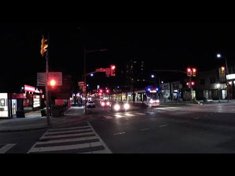 4K / lofi walk / TORONOT streets / midtown