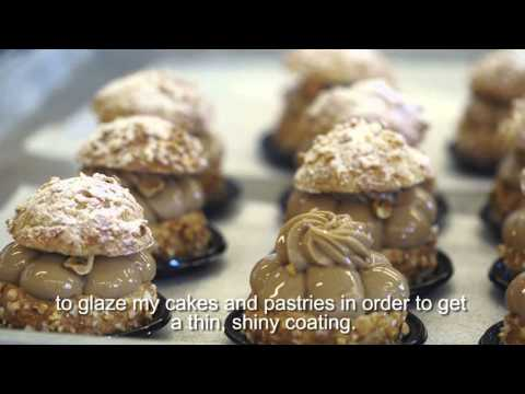 Guest Chef Mathieu Blandin at the Chicago CHOCOLATE ACADEMY Center