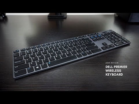 Dell Premier Wireless Keyboard Review | Closest Thing to an Apple Magic Keyboard for a PC
