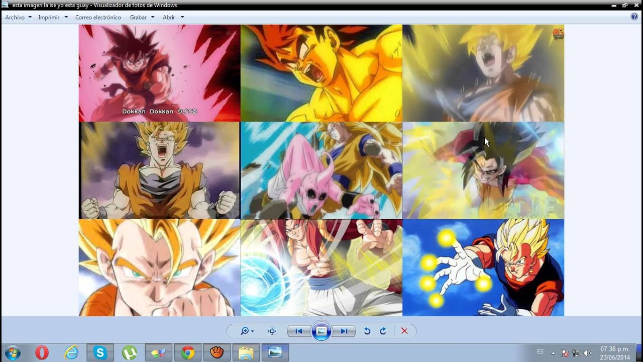 Descargar 40 fondos de pantalla de dragon ball z para pc - Imagenes de dragon ball super descargar ...