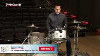 DW Design Series Frequent Flyer Drum Kit Review by Sweetwater